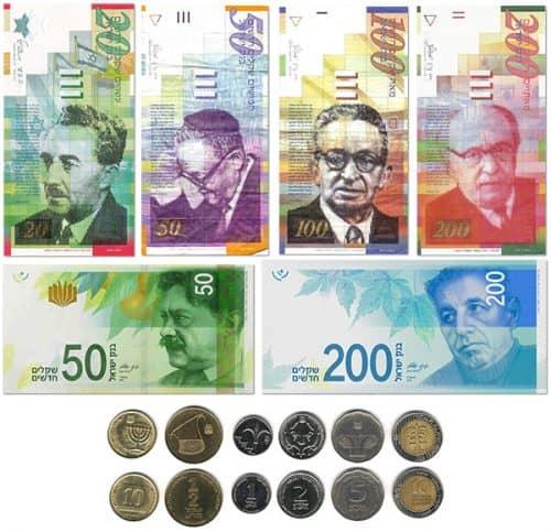 10 старейших валют мира. Древний, новый и новейший шекель