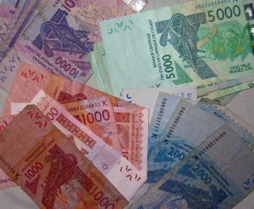 Единая валюта девяти стран - Африканский франк