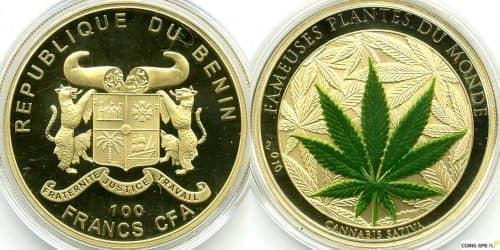 Деньги, которые пахнут - франки Республики Бенин