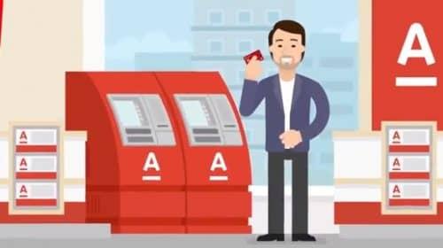 Альфа Банк лимиты снятия наличных по картам банкомат