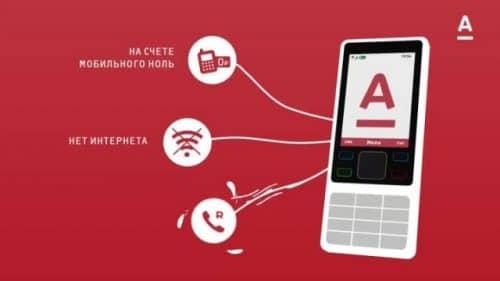 Альфа Банк узнать задолженность по телефону