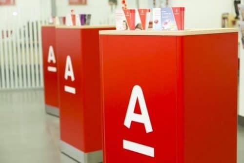 Банки партнеры альфа банка без комиссии банкоматы