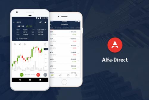 Брокерский счет в Альфа Банке плюсы и минусы