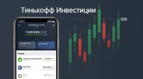 Как торговать на Тинькофф Инвестиции