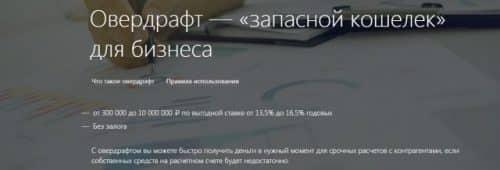 Овердрафт Альфа-Банк условия использования