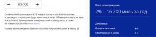 Программа путешествия ВТБ