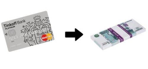 можно ли снять наличные с кредитной карты без комиссии